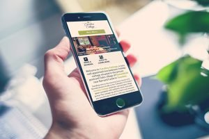New WordPress CMS website for Caroline Cottage by Zealous Web Design | Cramlington Blyth Northumberland | Featured Image